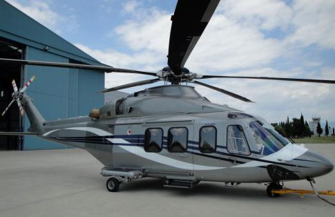 2012 Agusta AW139 for Sale/ Lease in St. Petersburg, Russia