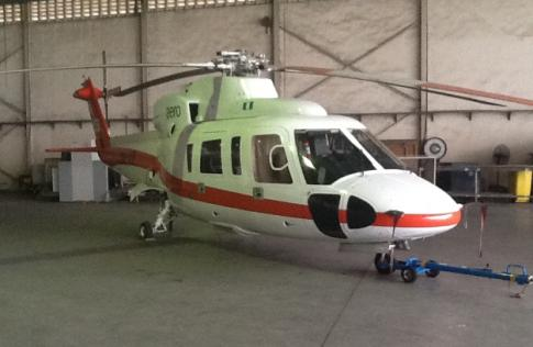 2000 Sikorsky S-76C+ for Sale in Nigeria