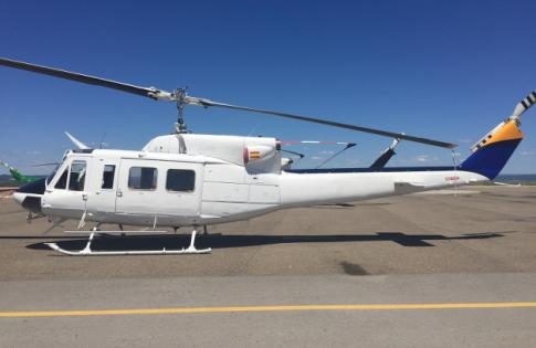 1979 Bell 212 for Sale in Chile