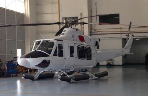 2008 Bell 412EP for Sale/ Lease in Mexico