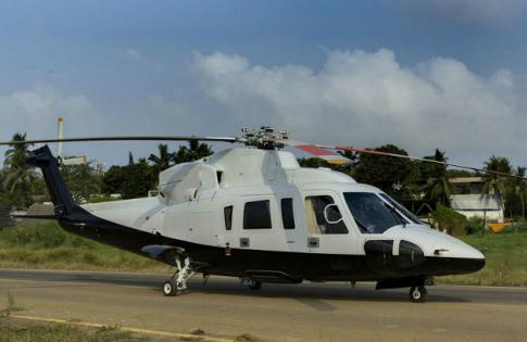 2008 Sikorsky S-76C++ for Sale in India