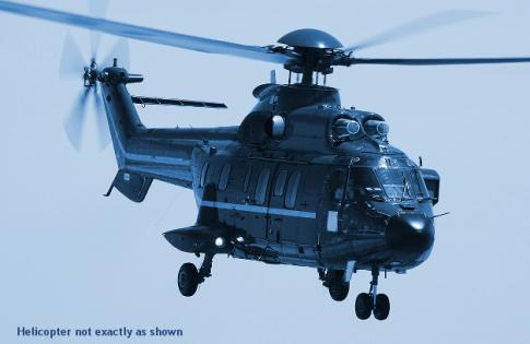 2000 Eurocopter AS 332L2 Super Puma for Sale/ Lease in Poland