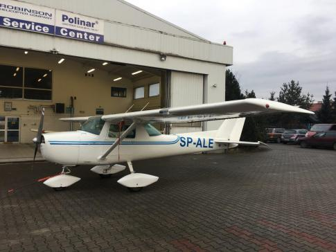 1969 Cessna 150J for Sale in Cracow, Poland (EPKP)