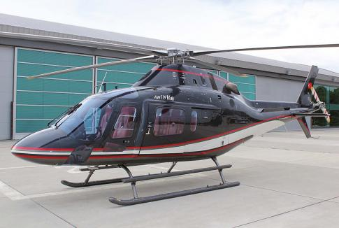 2011 Agusta A119 for Sale in United States
