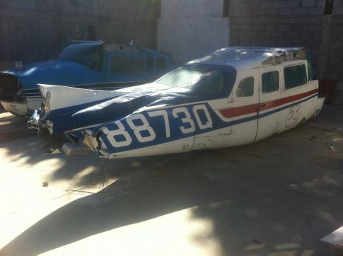 Cessna U206F project in Durango, Durango, Mexico (Dgo)