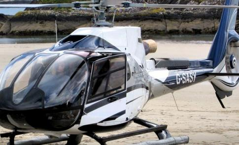2009 Eurocopter EC 130-B4 for Sale in United Kingdom