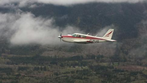 1964 Piper PA-24 Comanche for Sale in Victoria, British Columbia, Canada (CYYJ)