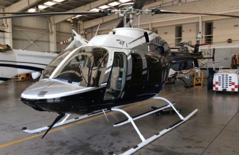 2005 Bell 407 for Sale in Mexico