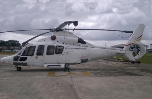 2001 Eurocopter EC 155B for Sale in Nigeria