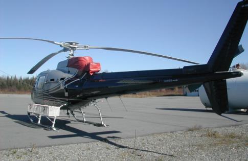 1980 Eurocopter AS 350BA Ecureuil for Sale in Canada