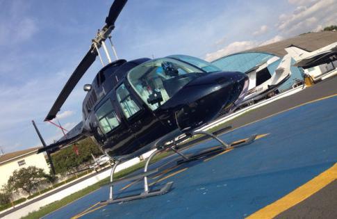 1991 Bell 206B3 JetRanger III for Sale in Brazil