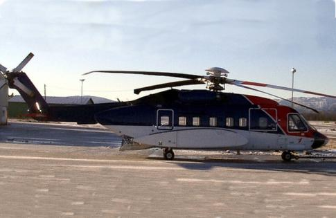 2005 Sikorsky S-92 for Sale/ Lease in Norway