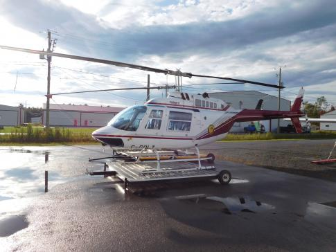 1981 Bell 206B3 JetRanger III for Sale in Lachute, Quebec, Canada (CSE4)