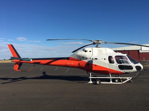 1982 Eurocopter AS 355F1 Ecureuil II for Sale in Australia