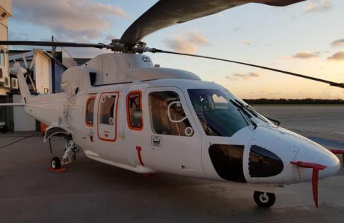 2003 Sikorsky S-76C+ for Sale in Brazil