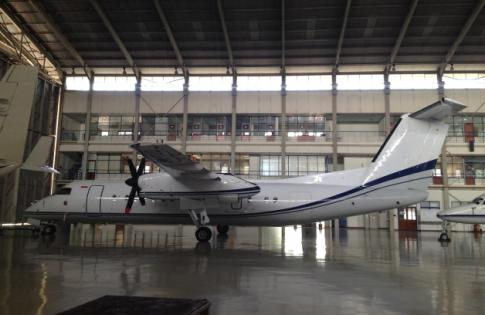 2002 de Havilland DHC-8-315 for Sale in Indonesia