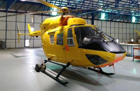 1985 Eurocopter BK 117B2 for Sale in Spain