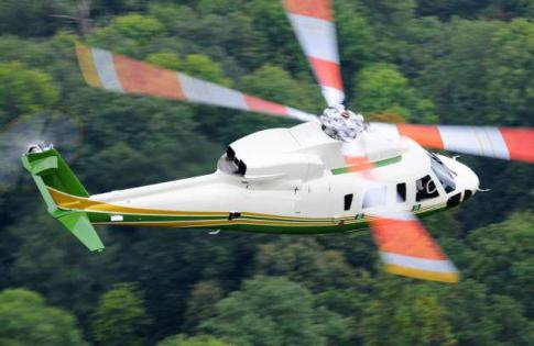 2007 Sikorsky S-76C+ for Lease in United States