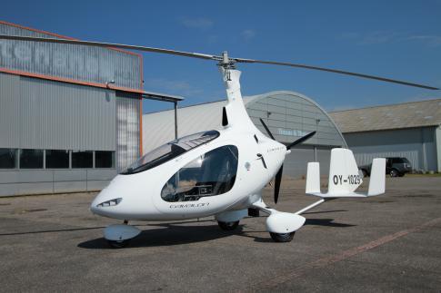 2014 Autogyro Gmbh. Cavalon for Sale in Roskilde, Denmark (EKRK)