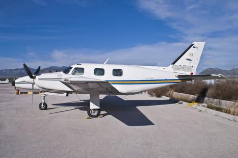 1974 Piper PA-31P-425 Navajo for Sale in Greece