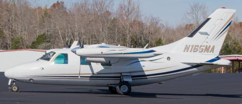 1975 Mitsubishi MU-2M for Sale in Dickson, Tennessee, United States (M02)