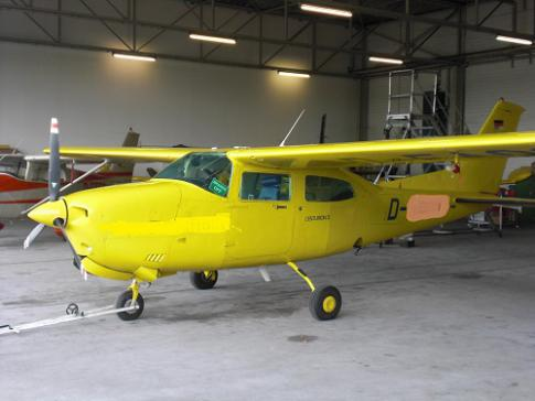 1980 Cessna 210N Centurion for Sale in europe, Germany