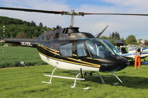 2007 Bell 206B3 JetRanger III for Sale in Brno, LKTB, Czech Republic