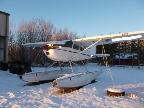 1971 Cessna A185E Skywagon for Sale in Manitoba, Canada