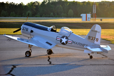 1991 W.A.R. F4-U Corsair for Sale in Newnan, Georgia, United States (KCCO)