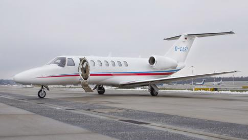 2009 Cessna 525 Citation CJ3 for Sale in Germany