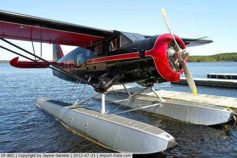 1946 Noorduyn Aviation Norseman Mk.V for Sale in Alberta, Canada