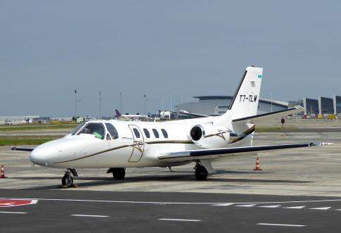 1980 Cessna 501 Citation I/SP for Sale in SION, Switzerland (LSGS)