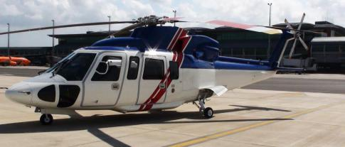 2010 Sikorsky S-76C++ for Sale in Canada