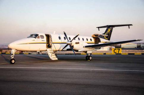 1989 Beech 1900C Airliner for Sale in Lanseria, South Africa