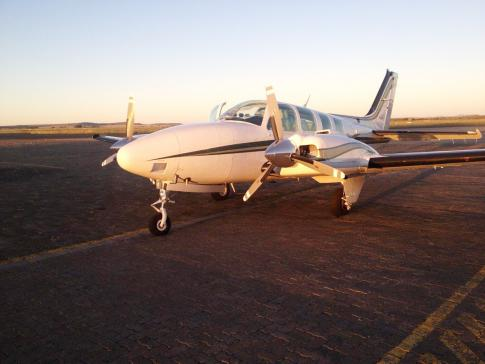 2000 Beech 58 Baron for Sale in Port Elizabeth, South Africa
