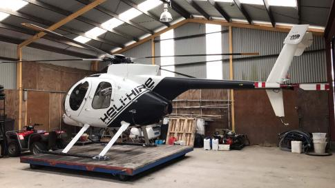 1998 McDonnell Douglas MD-530FF for Sale in New Zealand