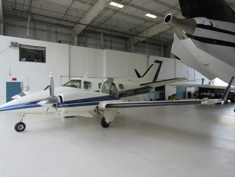 1980 Beech 60 Duke for Sale in Carlsbad, California, United States