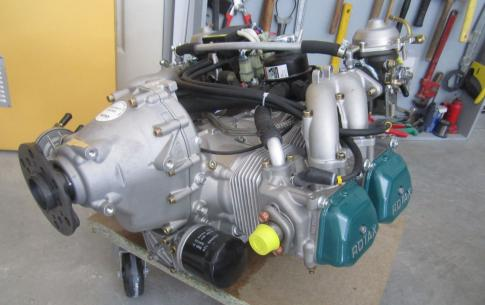 Used Rotax 912 uls 100HP in United Kingdom