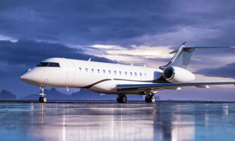2017 Bombardier Global 6000 for Sale in Canada