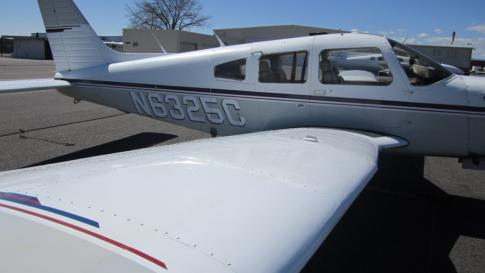 1978 Piper PA-28R-201T Arrow III for Sale in Kansas, United States