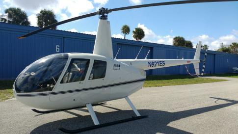 2014 Robinson R-44 Raven II for Sale in Fort Lauderdale, Florida, United States (KFXE)