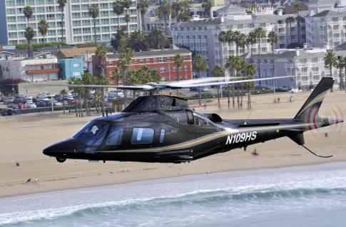 2002 Agusta A109E for Sale/ Lease/ Dry Lease in Los Angeles, California, United States (KVNY)