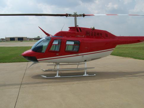 2007 Bell 206B3 JetRanger III for Sale in Texas, United States