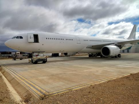 2005 Airbus A340-500 for ACMI Lease/ Charter in Portugal