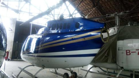 1997 Bell 206B3 JetRanger III for Sale in China