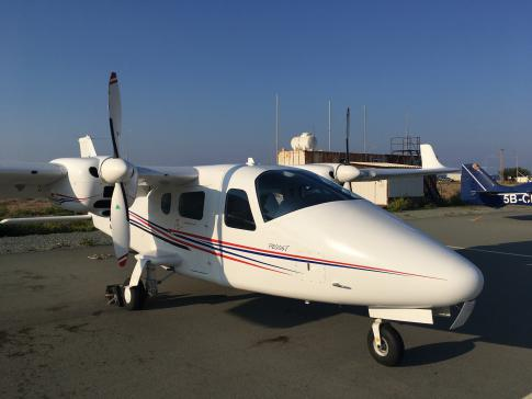 2012 Tecnam P2006T for Sale in Pafos, Cyprus (LCPH)