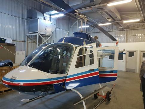 1986 Bell 206B3 JetRanger III for Sale in Turkey