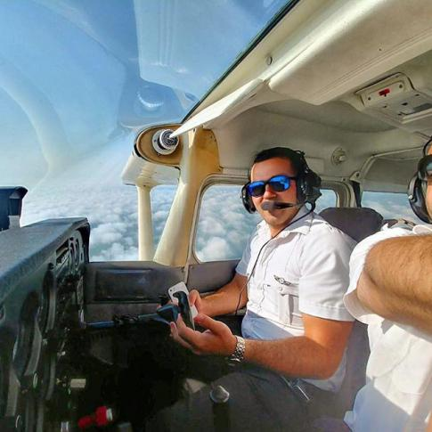 Get A Pilot License Accredited in Montreal, Quebec, Canada (CYMX)