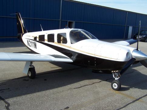 1981 Piper PA-32R-301 Saratoga SP for Sale in Bucyrus, Ohio, United States (17G)
