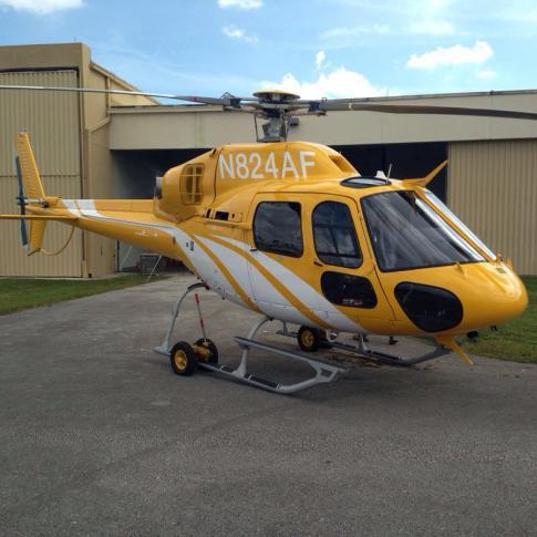 1999 Eurocopter AS 355N Ecureuil II for Sale in Santo Domingo, Dominican Republic (JBQ)
